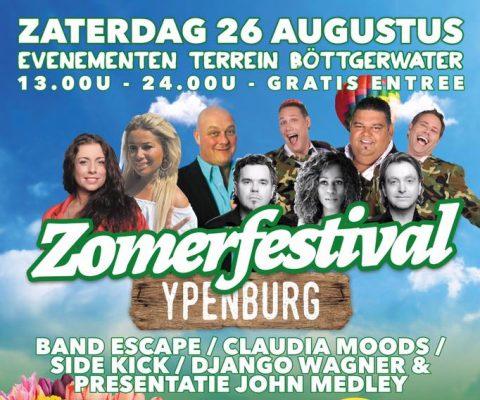 Zomerfestival Ypenburg 2017