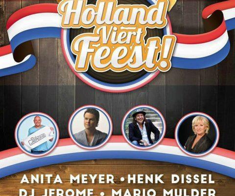 Holland viert Feest