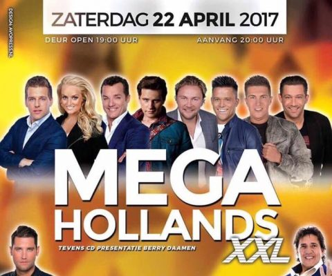 Mega Hollands XXL