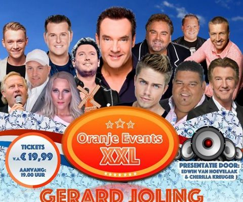 Oranje Events XXL