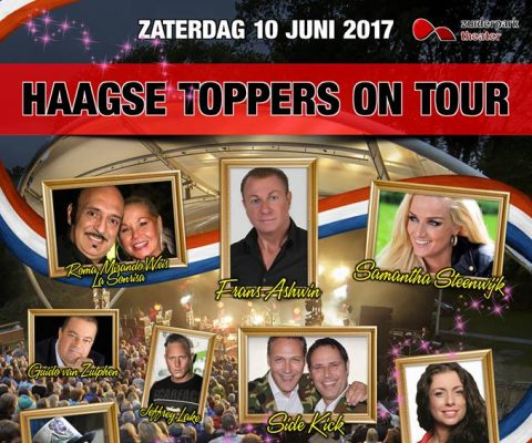 haagse toppers on tour