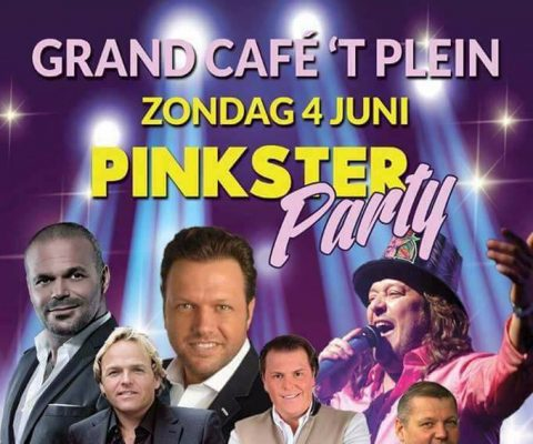 pinkster party