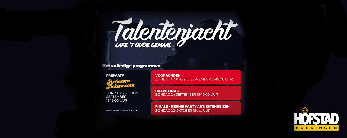 ArtiestenReizen Talentenjacht 2017