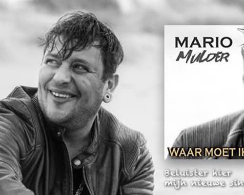 Nieuwe levenspop van Mario Mulder