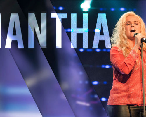 Samantha Steenwijk in TVOH the battle