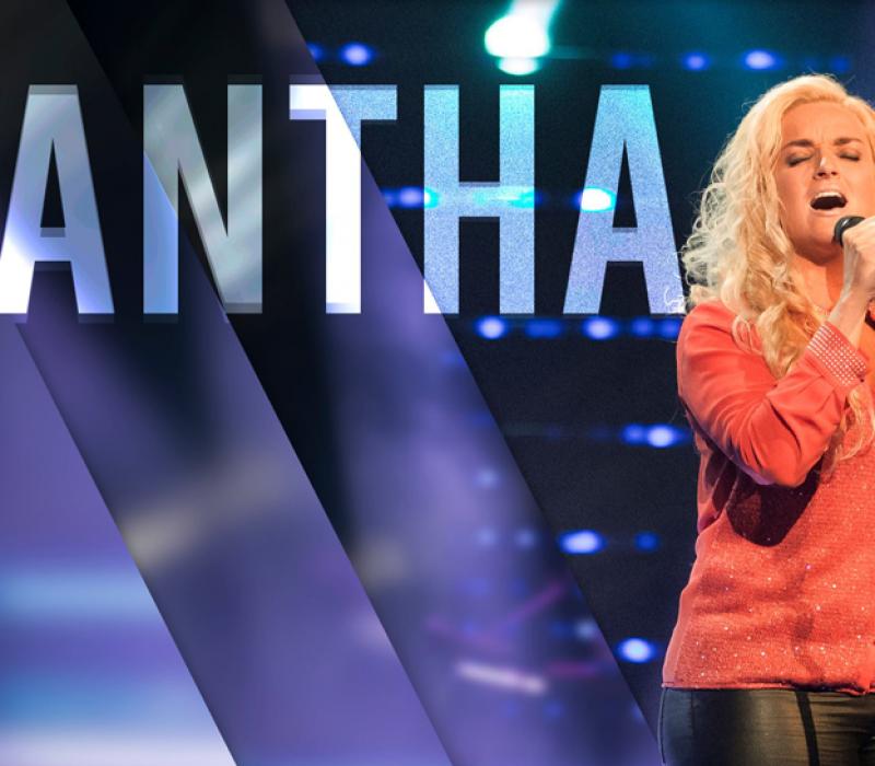 Samantha Steenwijk in TVOH the battle