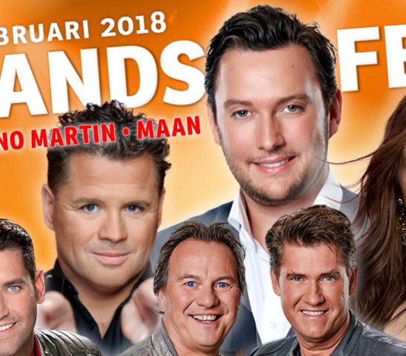 Geslaagde avond Hollands Feest