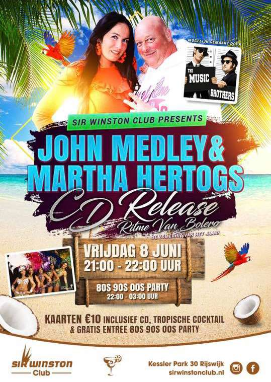 Single Presentatie John Medley & Martha Hertogs