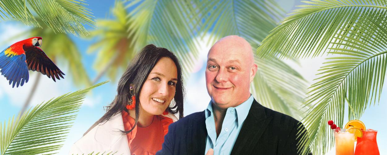 "Single Presentatie John Medley & Martha Hertogs ""Ritme van Bolero"""